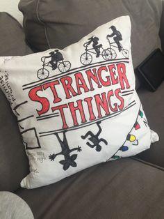 Stranger things fan art pillow stranger things fan art, stranger things s. Stranger Things Gifts, Stranger Things Season 3, Eleven Stranger Things, Stranger Things Netflix, Stranger Things Fan Art, My New Room, My Room, Starnger Things, Vsco