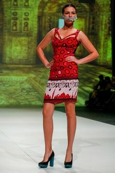 Tramp In Disguise Fashion show #AW13-14 #ArabianNightsCollection #TrampInDisguise #designer #dress trampindisguise.com