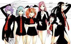 vampire rosario anime show