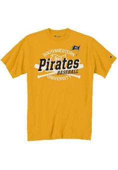 Product: Southwestern Pirates Baseball T-Shirt