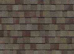 Browse Owens Corning asphalt roofing shingles available in your area, from three-tab to laminated architectural shingles, to find the right roofing shingles and shingle color for your home. Driftwood Shingles, Owens Corning Shingles, Radiant Barrier, Shingle Colors, Asphalt Roof Shingles, House Siding, Door Wall, Metal Roof, Exterior Colors