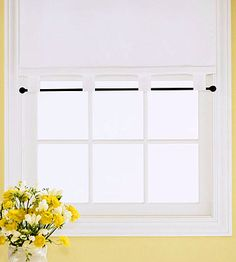How to Dress Up Blinds and Shades with Paint Try one of our simple projects to dress up plain roller shades or bamboo blinds with paint, stencils, and stamps. A list of materials and instructions are included.