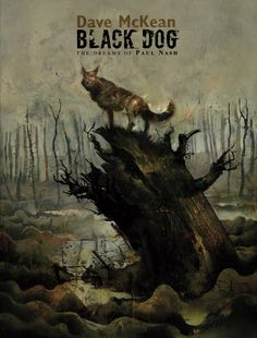 Black Dog: The Dreams of Paul Nash #1 - OGN (Issue)