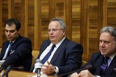 Κοτζιάς: Υπάρχουν δυνάμεις διεθνώς που δεν τους αρέσει ο προσανατολισμός της Ελλάδας στο Κυπριακό