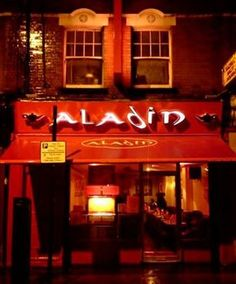 Aladin Curry house, Brick Lane