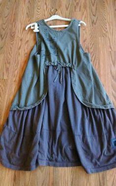 Mode: Tuniek / Jurk mouwloos *Tunic / Dress sleeveless