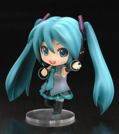 Buy PVC figures - Vocaloid PVC Figure - Nendoroid Miku Hatsune Re-issue Wave 04 - Archonia.com