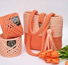 Image gallery - Her Crochet Crochet Market Bag, Crochet Tote, Crochet Handbags, Crochet Purses, Bag Pattern Free, Bag Patterns To Sew, Crochet Patterns, Diy Crafts Crochet, Crochet Amigurumi