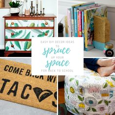 10 Easy DIY Decor Id