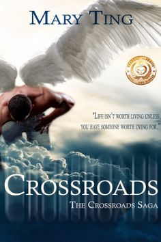 Cover reveal and Giveaway: Crossroads (Crossroads Saga #1) by