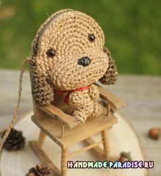 Enfants doggie bag crochet