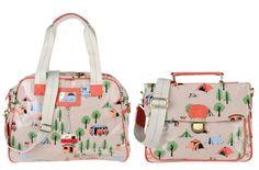 Te mostramos unos bonitos bolsos estampados para niñas de la firma Nice Things. Ahora mas baratos ¡de rebajas!