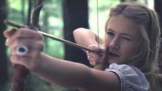 Sera, the archer Grimm's Snow White, Archer, Elves, Serum, Sterling Archer, Fairies
