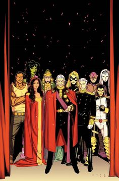 House of M (Vol. 2)  #1