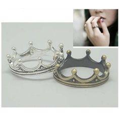 Crown-rings