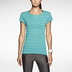 Nike Dri-FIT Touch Breeze Crew