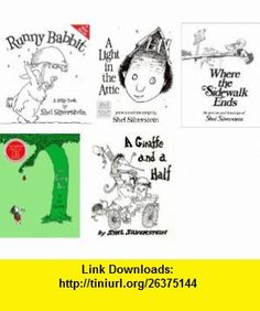 5 Book Set By Shel Silverstein; Runny Babbit; a Light in the Attic; Where the Sidewalk Ends; the Giving Tree; Giraffe and a Half. Shel Silverstein ,   ,  , ASIN: B000XH3UDO , tutorials , pdf , ebook , torrent , downloads , rapidshare , filesonic , hotfile , megaupload , fileserve