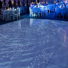 Event Equipment - Dance Floor Hire