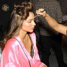 MIRANDA KERR #hair #makeup #beauty