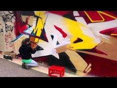 A short movie from this years Art of the streets. Art Education Lessons, Art Lessons, Graffiti Lettering, Graffiti Art, Street Graffiti, Street Art, 8th Grade Art, Art Drawings For Kids, Samurai Art