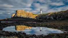 Alex Morley - Google+ - Tide Pool at Yaquina Head Lighthouse, Newport, Oregon Coast