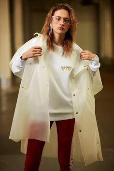 Fashion fan blog from industry supermodels: Sophia Ahenrs - Portrait  MNSTR YOUTH project 2017...
