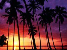 Sunset - Puerto Rico