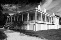 Travel | Mississippi | Haunted | Landmark | Beauvoir | Gulfport | Biloxi | Gulf Coast | Supernatural | Scary | Tour