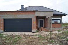 Projekt domu HomeKoncept-26 165,36 m2 - koszt budowy - EXTRADOM House Plans, Garage Doors, Houses, Outdoor Decor, Modern, Home Decor, Blueprints For Homes, Interior Design, Homes