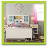 Bedroom Furniture | Kids Furniture | Youth Furniture | Lily - Forever Young - Opus Designs By Hooker Furniture