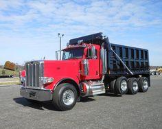 2013 #Peterbilt 389 dump #truck from D & B Trucks & Equipment in Glasgow, KY $145,000