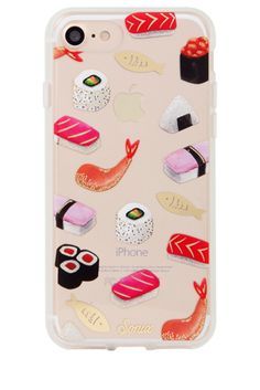 Sonix  Sushi phone case for iPhone 7 #sushi #case #toocute
