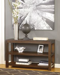 Ashley Grinlyn T660-4 Signature Design Sofa Table -