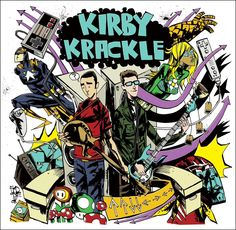 Amazon.com: Kirby Krackle: Alternative Rock Music