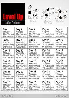 50 Push Ups Challenge