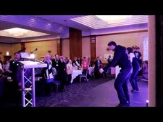 DanceSyndrome perform Gangnam Style at North West Self Advocates Conference. This is a great example of how DanceSyndrome's conference performances get the whole room up on their feet and dancing!