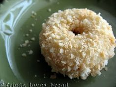 Frieda Loves Bread: Mini Crunch Doughnuts!