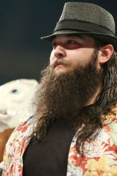 Bray Wyatt. Follow...the buzzards!