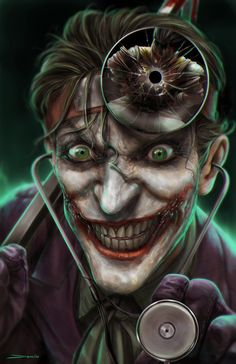 The Killing Joke by Matt DeMino