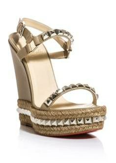 ##Sandals by Christian Louboutin New Shoes #shoes #fashion #nice www.2dayslook.com