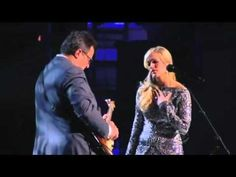 Carrie Underwood w  Vince Gill How Great thou Art   Standing Ovation!