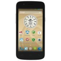 Prestigio MultiPhone 5504 DUO MetalSmartphone Quad Core 5 QHD Android 4 4Pantalla IPS qHD de 5 SO Android 4 4 KitKat C mara de 8 Mpx con flash
