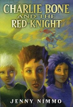 Charlie Bone and the Red Knight (Children of the Red King Series #8) by Jenny Nimmo