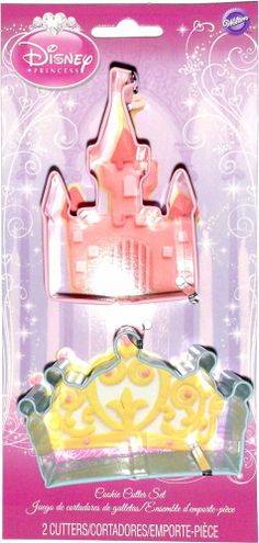 Disney Princess Cookie Cutter Set @Leslie Riemen Hall  NEED.