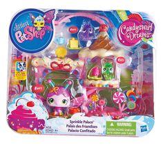 Littlest Pet Shop Playset / Ensemble de jeu Littlest Pet Shop #Toys #ChristmasGifts #Jouets #CadeauxDeNoel