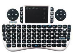 iPazzPort - Best Mini Wireless Keyboard
