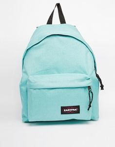 Eastpak+Padded+Pak'r+Backpack+In+Pastel+Green