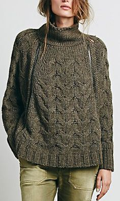 comfy cable knit sweater http://rstyle.me/n/p6zihr9te