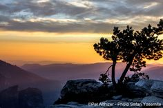Sentinel Dome Sunset August 7, 2013 while on Photo Safari Yosemite excursion #163 see www.photosafariyosemite.com . — at The Top Of Sentinel Dome.