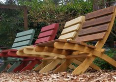 This is a set of four (4) comfy cedar chairs. Ive handcrafted these outdoor / indoor chairs to provide a classic, timeless look and style with colors that connect with nature and are pleasing to the eye.  These chairs are made for the outdoors (and indoors) and are sealed to stand up to most weather conditions throughout the year. They make useful and cherished gifts that will last for years!  Special Holiday Price! Save $35 off the regular 4 chair set price when you order this set of 4...